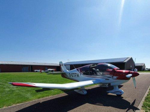 Robin DR401 - 155HP