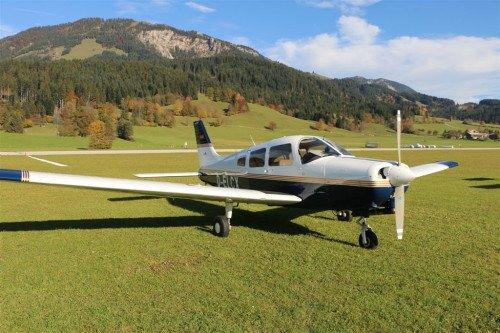 Piper PA28-161 Warrior lll