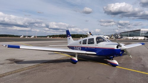 Piper PA28 Warrior