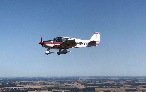 Robin DR400 - 180HP