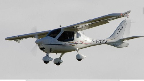 Flight Design General Aviation CTLS