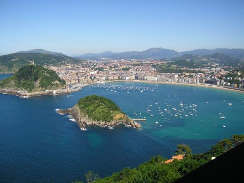 Weekend in San Sebastián!