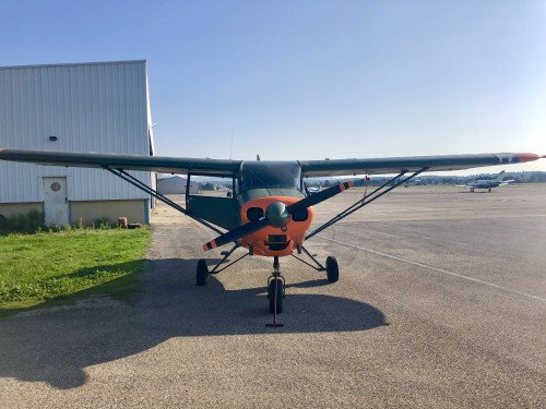 Piper PA22 Tri-Pacer