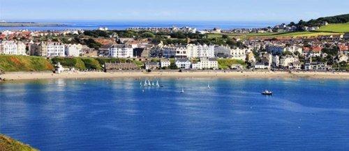 Isle of Man? - Go Man! Easy.
