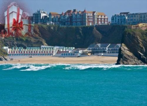 Day trip to Newquay, beaches and attractions