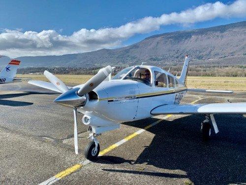 Piper PA28-201 Arrow III